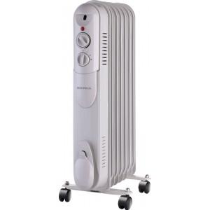 Масляный радиатор SUPRA ORS-07-S1, белый
