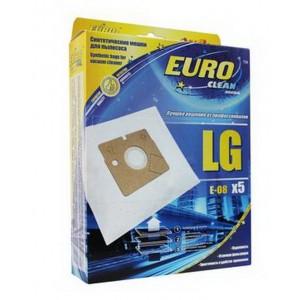 Пылесборники EURO Clean E-08 4 шт
