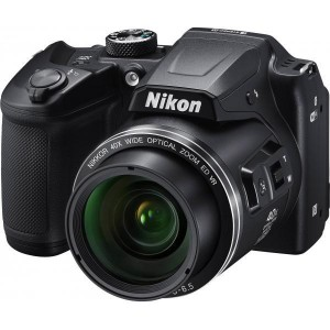 Фотоаппарат Nikon CoolPix B500, черный