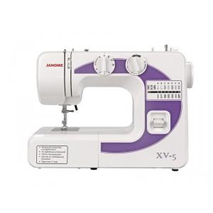 Швейная машина Janome XV 5, белый
