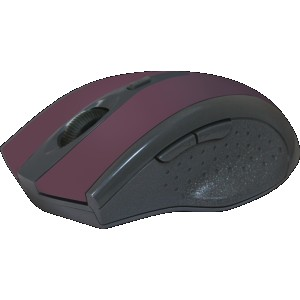 Мышь Defender Accura MM-665, красный