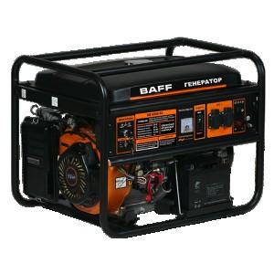 Генератор BAFF GB 6500 EC