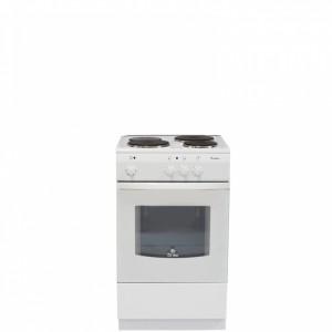 Плита DE LUXE 5003.17э, белый