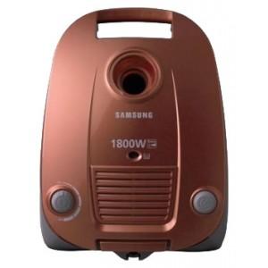 Пылесос Samsung SC4181, красный