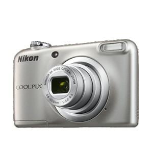 Фотоаппарат Nikon CoolPix A10, серебристый