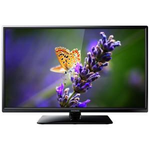 Телевизор Daewoo L24S690VKE, черный
