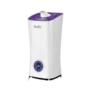 Увлажнитель воздуха Ballu UHB-205, белый/фиолетовый