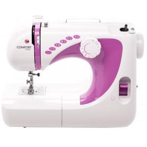 Швейная машина Comfort 250, белый/розовый