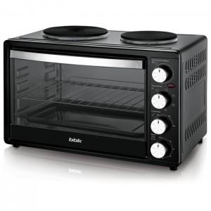 Мини-печь BBK OE3071M-2P, черный