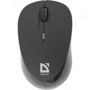 Мышь Defender Dacota MS-155 Nano, черный