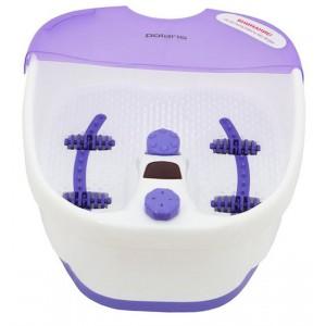 Массажная ванночка для ног Polaris PMB 1006, фиолетовый