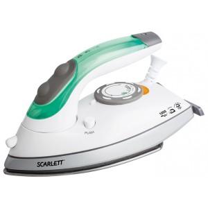 Утюг Scarlett SC-SI30T01, белый/зеленый