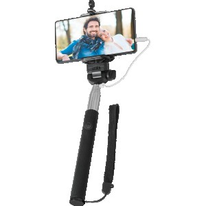Штатив Defender Selfie Master SM-02 проводной, 20-98 см для селфи