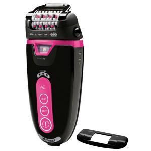 Эпилятор Rowenta EP 9102F0, черный/розовый