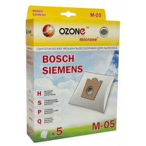 Пылесборники Ozone micron M-05
