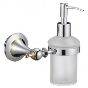 Диспенсер для жидкого мыла ZOLLEN ESSEN chrome ES83424