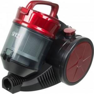 Пылесос Sinbo SVC 3480 Z, красный/черный