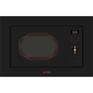 Встраиваемая микроволновая печь Gorenje BM201INB, черный