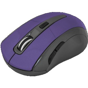 Мышь Defender Accura MM-965, фиолетовый