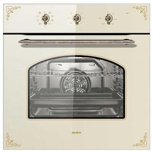 Духовой шкаф AVEX RYM 6090 F, бежевый