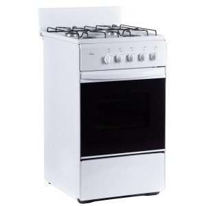 Плита FLAMA RG24011-W, белый