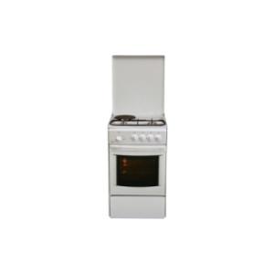 Плита FLAMA RK 23-101 W, белый