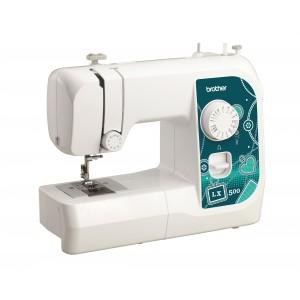 Швейная машина Brother LX 500, белый