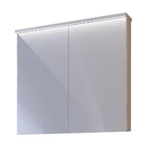 Зеркало-шкаф Ювента Монза 80 MnMC-80 Белое белый