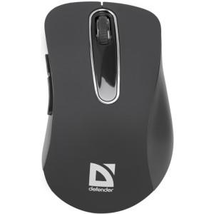 Мышь Defender Datum MM-075, черный