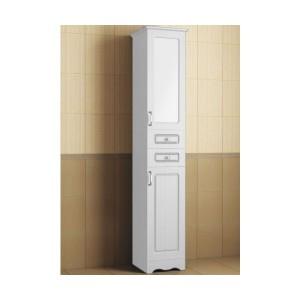 Пенал Orio Лаура 33 7251-50R, белый