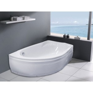Ванна Royal Bath Alpine белая 170х100 RB 81 9102, правая