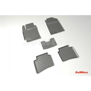 Резиновые коврики Стандарт для KIA Rio X-Line