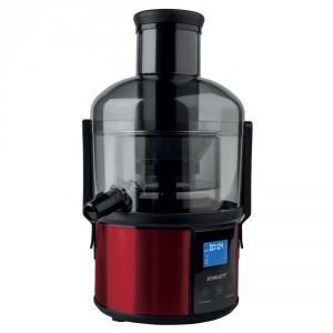 Соковыжималка Scarlett SC-JE50S32, красный/черный