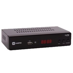 Цифровой ресивер Harper HDT2-5010