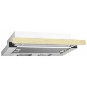 Встраиваемая вытяжка ELIKOR Интегра 60П-400-В2Л, белый/дуб белый патина
