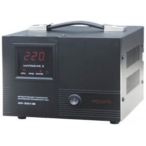 Стабилизатор Ресанта АСН-1500/1-ЭМ