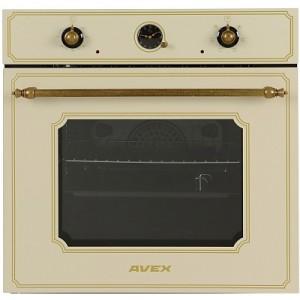 Духовой шкаф AVEX RY 6360, бежевый