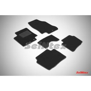 Ворсовые коврики LUX для Hyundai i20 2009-2012
