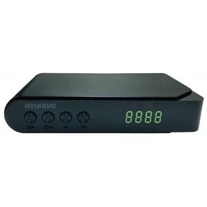 Цифровой ресивер Hyundai H-DVB200, черный