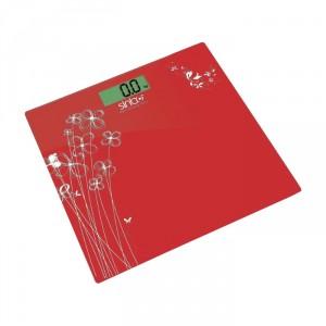 Весы напольные Sinbo SBS 4429, красный
