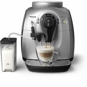 Кофемашина Philips HD 8654/59, черный/серебристый