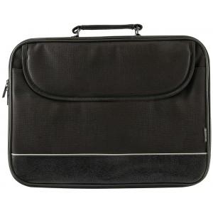 """Сумка для ноутбука DEFENDER Ascetic 15""""-16"""" черный, жесткий каркас, карман"""