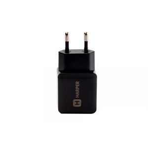 Зарядное устройство HARPER WCH-8220, black