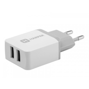 Зарядное устройство HARPER WCH-8220, white