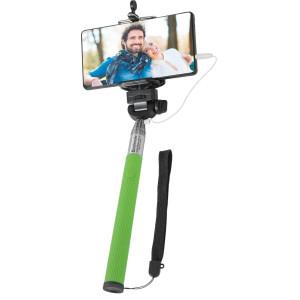 Штатив для селфи Defender Selfie Master SM-02 зелёный проводной, 20-98 см