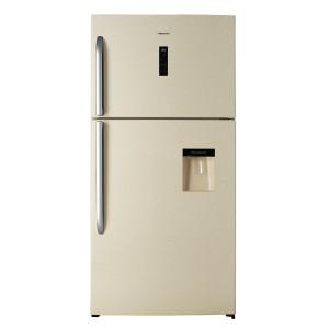 Холодильник HIBERG RFT-72DK NFY