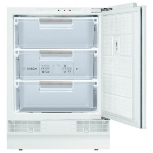 Встраиваемый морозильник Bosch GUD 15A50, белый