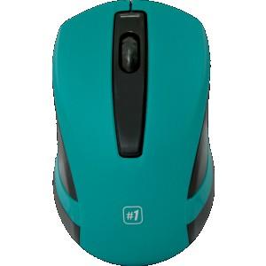 Мышь Defender MM-605, зеленый