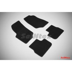 Ворсовые коврики LUX для Peugeot 207 2006-2012