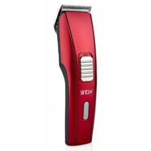 Машинка для стрижки Sinbo SHC 4371, красный